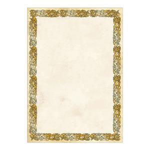 Dekoratyvinis popierius CELTIC, A4, 250 g/m2, 20 lapų