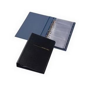 Vizitinių kortelių albumas PANTA PLAST, 200 kortelių