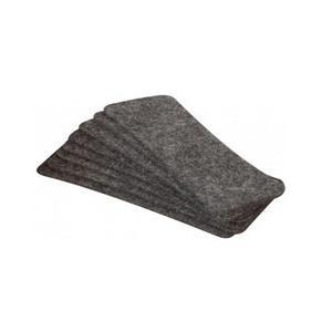Servetėlės 2x3 magnetinės lentos valikliams DUO ir SLIM, 10vnt