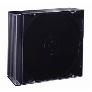 CD/DVD plona dėžutė ESPERANZA, 10vnt