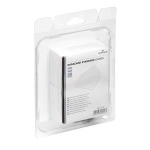 Standartinės plastikinės kortelės DURACARD, 100vnt