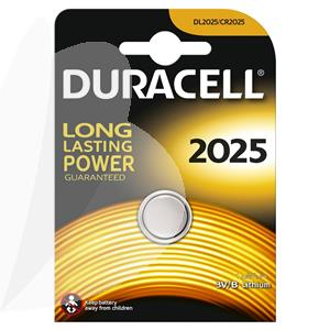 Baterija DURACELL 2025 DSN01