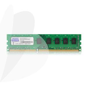 Kompiuterio operatyvioji atmintis (RAM) GOODRAM DIMM DDR3 1,35V PC3-12800, 4GB 1600 MHz CL11