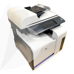Daugiafunkcinis įrenginys HP Color Laser Jet CM 3530 MFP, spalvotas, mažai naudotas