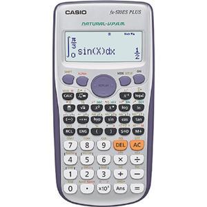 Mokslinis skaičiuotuvas CASIO FX-570ES+, 80 x 162 x 13,8 mm