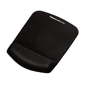Kilimėlis pelei su riešo atrama FELLOWES PlushTouch™ (9252003), juoda sp.