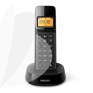 Belaidis telefonas PHILIPS D 1401B/51
