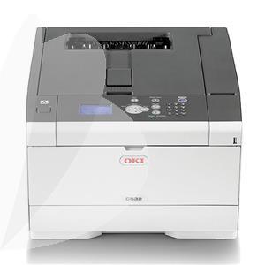 Lazerinis spalvotas spausdintuvas OKI C532dn