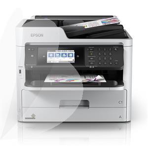 Daugiafunkcinis rašalinis spausdintuvas EPSON WorkForce Pro WF-C5790DWF, Duplex, Wifi, Fax
