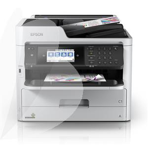 Daugiafunkcinis rašalinis spausdintuvas EPSON WorkForce Pro WF-C5710DWF, Duplex, Wifi, Fax