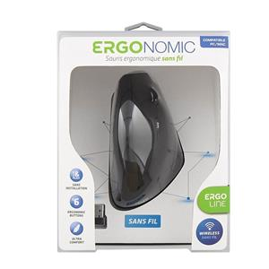 662f5386d59 Officeday | Wireless laser ergonomic mouse TNB ERGO LINE, vertical ...