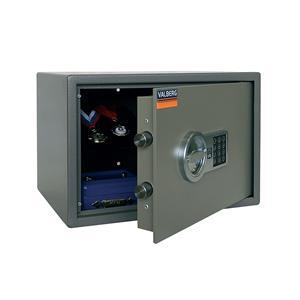 Baldinis atsparūs įsilaužimams seifai VALBERG TM30 EL Užrakto tipas - Elektroninis