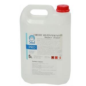 Universali paviršių dezinfekavimo priemonė SEAL, 5l