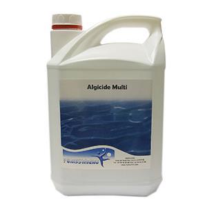 Vandens baseinų valymo priemonė Algicide Multi, 5 l