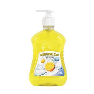 Skystas muilas ARLI CLEAN Fresh lemon, 500 ml