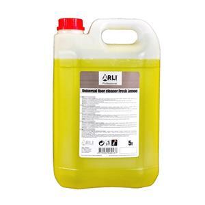 Grindų valiklis ARLI CLEAN, lemon, 5 l