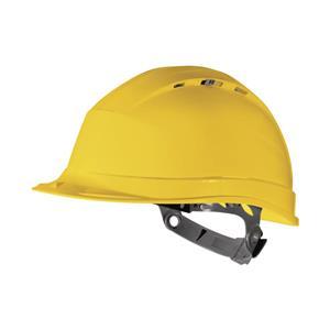 Apsauginis šalmas DELTA PLUS QUARTZ 1, geltona sp.