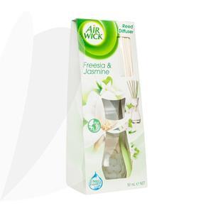 Kvapiosios lazdelės AIR WICK, baltosios gėlės, 50 ml