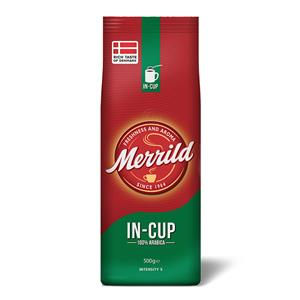 Kava MERRILD RED IN-CUP, malta