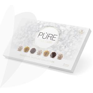 Šokoladinių triufelių rinkinys Pure Exclusive, 20 vnt, 165 g.