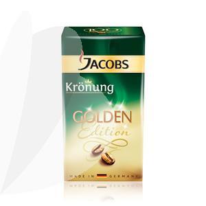Kava JACOBS KRÖNUNG Golden Edition, malta, 500 g