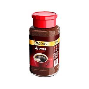 Kava JACOBS AROMA, tirpi, 100 g