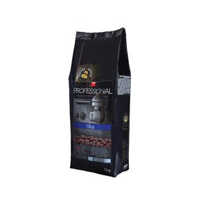 Kavos pupelės BLACK COFFEE PROFESSIONAL FIKA, 1 kg