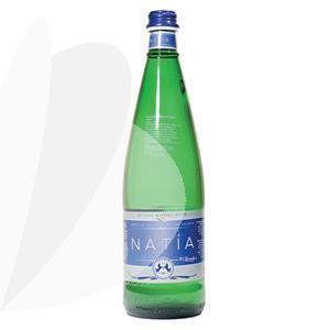 Mineralinis vanduo NATIA, negazuotas, 0,75 l stiklinis butelis D