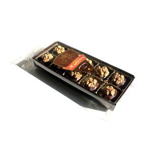 Sausainiai DZŪKIJA Grafo su aviečių įdaru ir graikiniais riešutais, 120 g