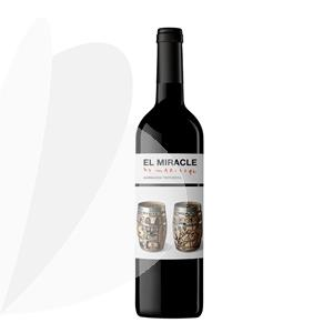 Vynas EL MIRACLE By Mariscal, Garnacha, 13%, 750 ml