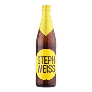 Alus BREWERS & UNION Steph Weiss 5,0%, 0,5 l, butelis D