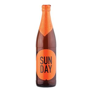 Alus BREWERS & UNION Sunday Easy IPA, 5,5%, 0,5 l, butelis D