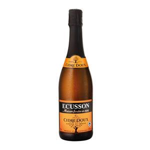 Sidras ECUSSON DOUX, 2,5 % , 0,75 l D