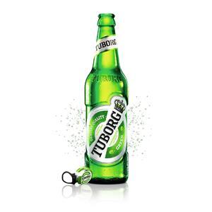 Alus TUBORG, 4,6%, 0,33 l, butelis