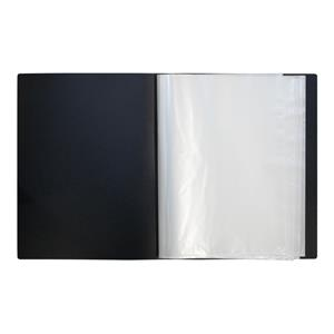 Pristatymo segtuvas ELLER, tvirto PP, A4, 10 lapų
