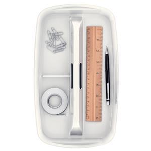 Dėžutė daiktams LEITZ MyBox su skyriais, maža