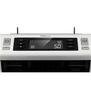 Automatinis pinigų skaičiavimo ir tikrinimo aparatas UV SAFESCAN 2210, pilka