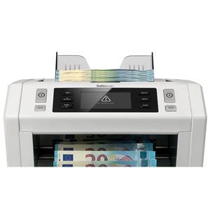 Automatinis pinigų skaičiavimo ir tikrinimo aparatas UV SAFESCAN 2610