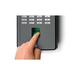 Įeigos kontrolės sistema su pirštų atspaudų jutikliu Safescan TA-8025