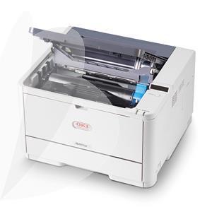 Lazerinis spausdintuvasOKI B412dn, A4