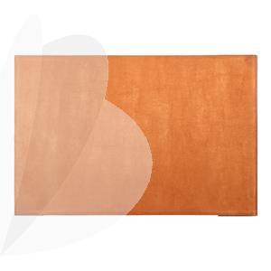 Patiesalas rašymui 50 x 70 cm, ruda