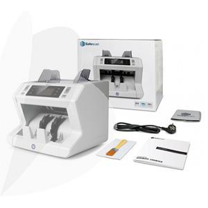 Automatinis pinigų skaičiavimo ir tikrinimo aparatas SAFESCAN 2660-S