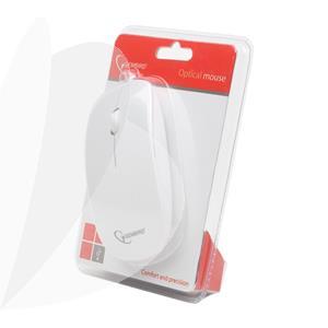Optinė pelė GEMBIRD GEMBIRD MUS-103-W USB, balta