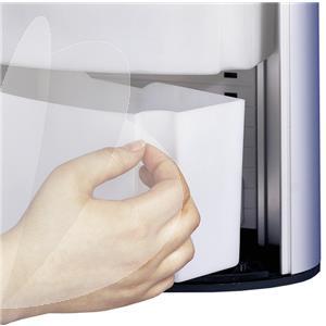 Spintelė pirmosios pagalbos produktams DURABLE, 400 x 302 x 118 mm, pilkos sp.