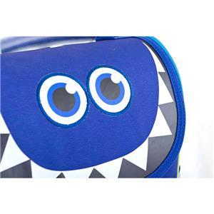 Forminė kuprinė YES! H-11 Smile, mėlyna sp.