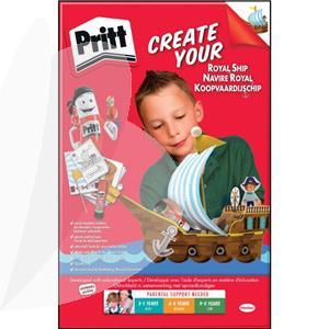 Kūrybinis rinkinys PRITT PIRATAI, asorti
