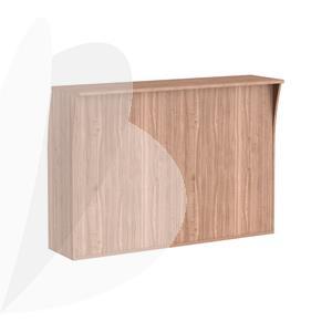 Registratūros stalas SKYLAND IMAGO PC-4, 1640 x 510 x 1150 mm