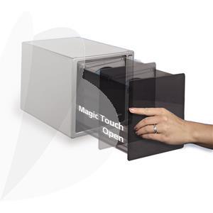 CD stovas HAMA Magic Touch 120 kompaktinių diskų