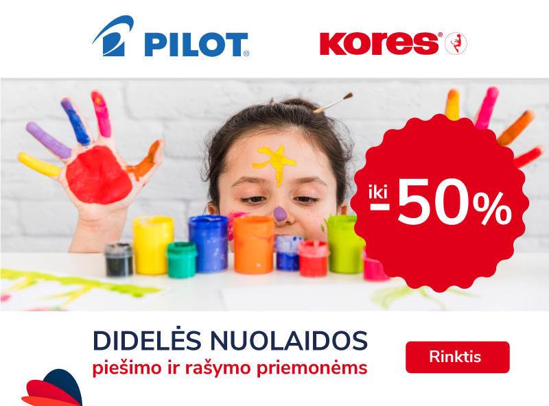 KORES ir PILOT 2019