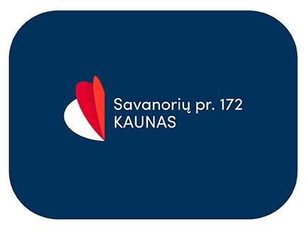 Savanorių pr. 172 LT-44149 Kaunas